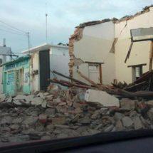 Arranca segundo censo de daños en el Istmo, Oaxaca