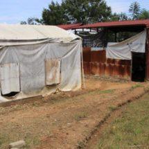Maquillan escuelas en el Istmo, Oaxaca; lenta recostrucción