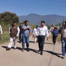 Busca Raúl Cruz el desarrollo y progreso de Santa Lucía del Camino