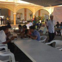 Realizan tercera Feria del Tamal en Pinotepa Nacional
