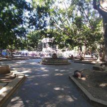 Zócalo de Oaxaca sin plantón, se retira Sección 22