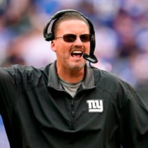 LOS GIANTS DESPIDIERON A BEN MCADOO