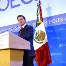 Peña envía al Congreso iniciativas en materia regulatoria y de justicia
