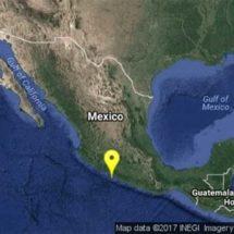 Reportan Sismo de 5.0 grados al Suroeste de Petatlán, Guerrero