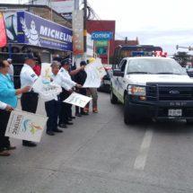 Arranca en Tuxtepec Operativo de Seguridad Guadalupe-Reyes