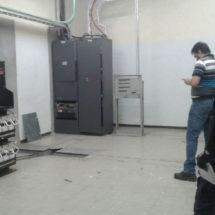 Intentan saquear oficinas de Telmex