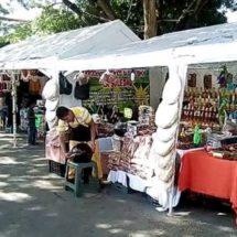 Satisfechos los artesanos por la atención que han tenido de la ciudadanía Tuxtepecana