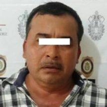 Capturan a presunto violador en Isla