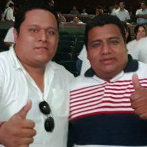 Sigue Ángel Desgarenes como coordinador distrital del PES