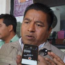 Se continuarán atacando fugas de agua, drenaje y socavones en Tuxtepec