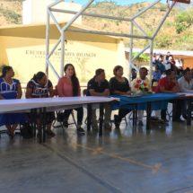 Elevan de categoría a Unión del Progreso, Zenzontepec