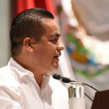 """""""Proporcionalidad y equidad en las leyes de ingresos municipales 2018"""": diputado Toribio López."""
