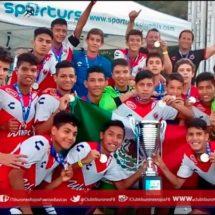 ¡Tiburones Campeones en Colombia!