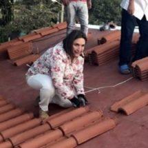 Apoya Gálvez reconstrucción en Oaxaca