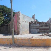 Escasean albañiles en Juchitán, Oaxaca
