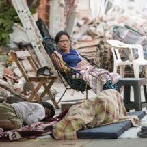 Triste Navidad para familias damnificadas en el Istmo, Oaxaca