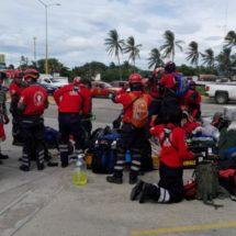 Los Topos y su solidaridad con Juchitán, Oaxaca