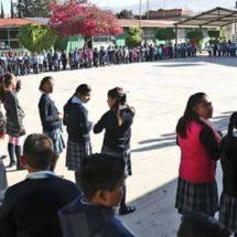 Construyen espacios educativos para beneficiar a niñez de Xoxocotlán