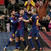Messi no perdona ni los centenarios
