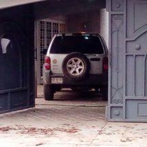 Catean la casa de ex presidente de Loma Bonita Cesar Benítez Chaparro