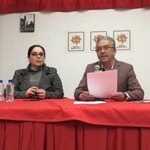 Secretario del PRD capitalino deja ese partido y 'salta' a Morena