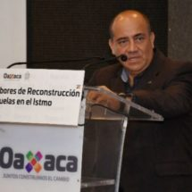 Avanza Gobierno de Oaxaca en la reconstrucción de escuelas afectadas en el Istmo