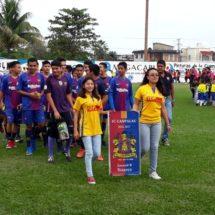 Inauguran la liga municipal de futbol en Tuxtepec con 75 equipos algunos del vecino estado de Veracruz