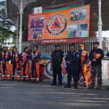 Apuntala Gobierno Municipal Protección Civil con capacitación al Grupo de Rescate de Tuxtepec