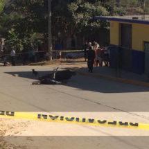 Sábado fatal: tres ejecutados en Oaxaca