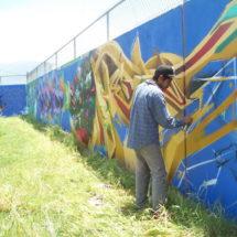 Lanza Gobierno de Tuxtepec convocatoria para Concurso de Graffiti