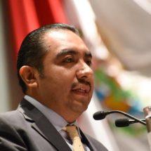 Propone Horacio Antonio Iniciativa para regular el Derecho de Identidad de las y los oaxaqueños