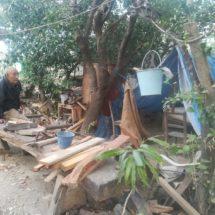 Alza de materiales para construcción y escasez de mano de obra retrasan la reconstrucción en el Istmo
