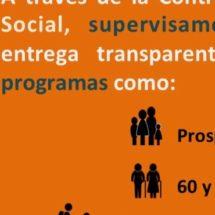 Lanza Contraloría campaña de socialización sobre denuncia ciudadana y acceso a servicios