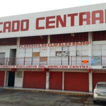 Locatarios desconocen proyecto del Mercado Central