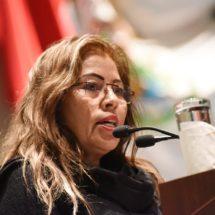 """Propone diputada Marichuy Melgar, acabar con el """"veto de bolsillo"""" por parte del gobernador"""