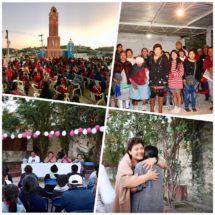 Aprueban oaxaqueños gestión de diputada Neli Espinosa en la Ruta del Informe Legislativo