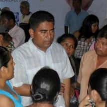 Se invertirá más recurso en la priorización de obras  en Santa María Jacatepec