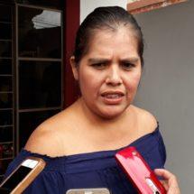 Asegura Laura Estrada que si la candidata es mujer ella representará a MORENA dignamente