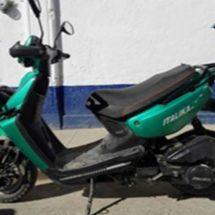 POLICÍAS ESTATALES IDENTIFICAN Y ASEGURAN MOTOCICLETA CON REPORTE DE ROBO EN LA SIERRA SUR