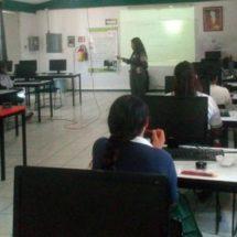 Sensibilizan a adolescentes sobre la solución pacífica de conflictos