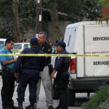 Hallan nueve cuerpos descuartizados dentro de una camioneta en el estado mexicano de Veracruz