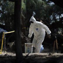 Hallan tres fosas clandestinas con 29 cuerpos en el occidente de México