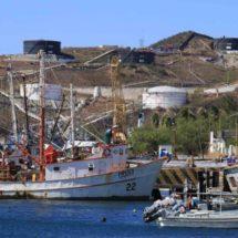 Se hunde la flota camaronera de Oaxaca