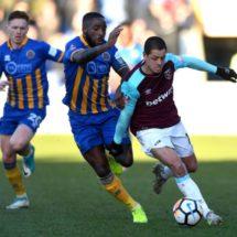 'Chicharito' y West Ham al replay