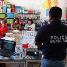 Promueven escuelas libres de violencia en Xoxocotlán