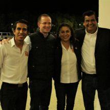 Reconoce Anaya trabajo de José Soto para  fortalecer la unidad en coalición PAN-PRD-MC