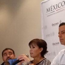 Rechaza Rosario Robles que sea lenta reconstrucción del Istmo, Oaxaca, tras sismos