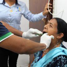 DIF de Ojitlán realiza jornada de placas dentales