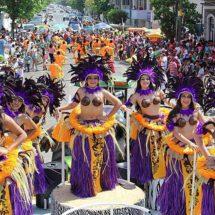 Miles disfrutan del segundo día del carnaval de Veracruz