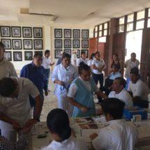 """Ayuntamiento de Tuxtepec realiza actividades del programa """"Febrero, Mes de la Salud del Hombre"""""""